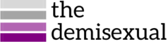 The Demisexual Logo
